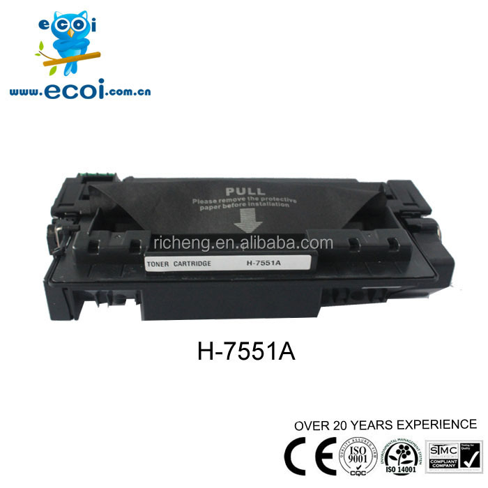 7551A 7551x compatible laser toner cartridge for HP M3035MFP/M3035MFP