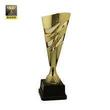 trophy cheap metal soccer business awards and trophies
