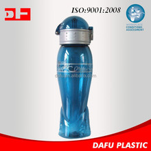 Promotional Sport infuser plastic shaker water bottle plastic drinking water bottle