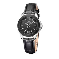 Top quality exported new quartz genuine leather watch