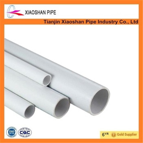 Recycled high pressure pvc 100mm pipe for sale