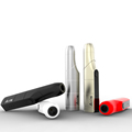 axis tobacco sticker heat not burn tobacco cigarette smoking device