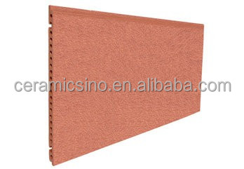 TerraCotta Tiles glazing terracotta panel dry wall systems