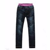 Infant clothing jeans pants boutiques toddler trousers baby girl denim cotton jeans
