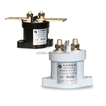 High Voltage DC Contactor