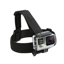 Elastic Harness Head Strap Mount B version head strap for Gopro Hero 5 4s 4 3 2 1camera/SJ7000/xiaoyi 4K