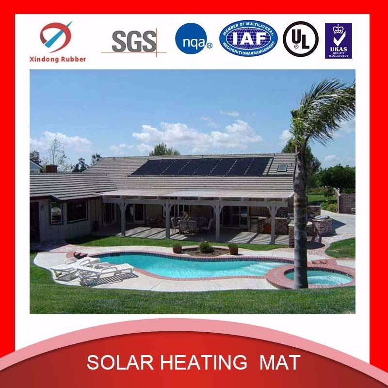 Top quality Clean flexible pool split solar water heating system For Home Use