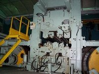 USED RECOILING, OILING, ANNEALING AND SHEAR LINE
