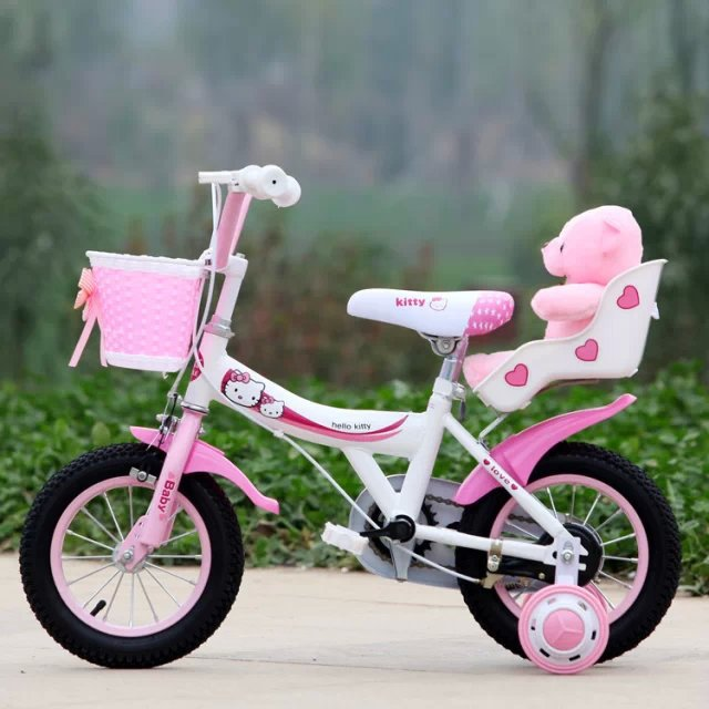 4 colors laplace 14 16 inch classic children's bicycles girl boy kids bike China manufacturer