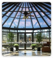 Tempered Glass Sun House / Sunshine room