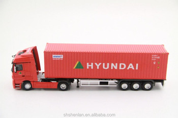 1:50 benz metal truck toy