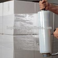 500mm x 18mic x 300m packaging plastic wrap stretch wrap film