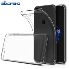 For Iphone X phone Case Transparent TPU Gel Ultra Thin Silicon Protective Phone Cover Skin For iPhone Case