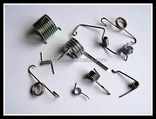 Shenzhen Manufacturer zinc nickel plating precision small torsion spring