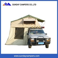 2016 Exotic tents/movable roof top tent/Suv tent camping