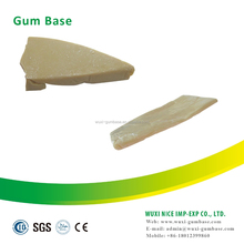High quality chewing gum base slab bubble gum base