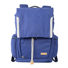 Fashion Waterproof Canvas Camera Bags SLR digital Camera Backpack Men Women USB Charge Outdoor Travel bag for All DSLR cameras