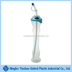 hot new products 330 ml plastic drinking yard of ale sluch yard cup