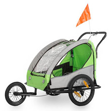 2017 NEW Bike Trailer Bicycle Pet Stroller Jogge(PT001)