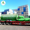 HUAYIN waste oil fraction distillation Column for industrial used