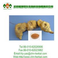 High quality siberian Manyflower fragrant solomonseal rhizome extract powder/Polygonatum sibiricum extract 10:1