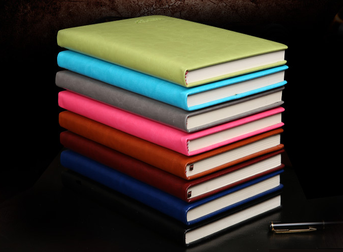 [Wyvern]High Quality PU Leather Diary for Gift boxes,different styles(Details can be customized)