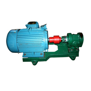 3 phase 30L/min electric waste oil transfer gear pumps for sale
