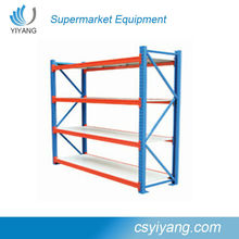 Warehouse goods long span stacking racks & shelves systeml) From Manufacture in changshu China