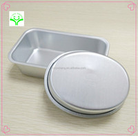 delicate design healthy aluminum material mini-cake moulds microwave safe cake pan