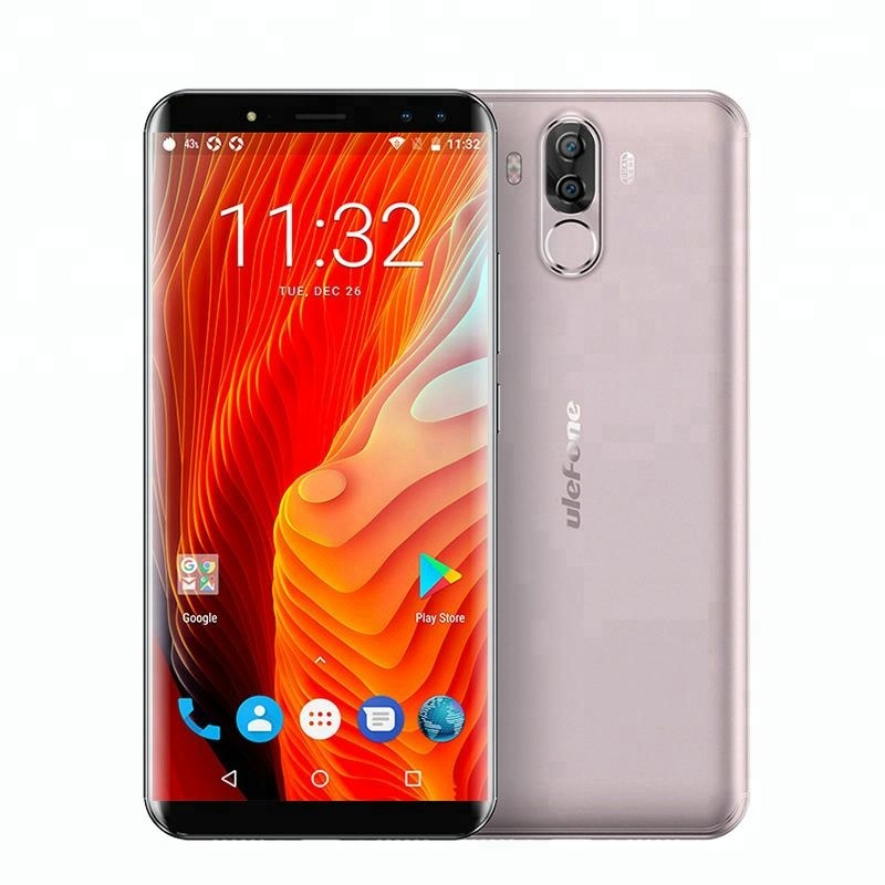 Ulefone Power 3 6 Inch Big Battery 4G Volte <strong>Android</strong> Smartphone Mobile <strong>Phone</strong>
