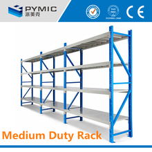 Fast-installation steel ligh duty plate <strong>rack</strong>/Light duty shelving