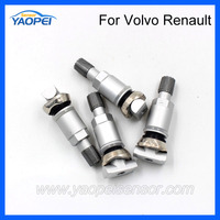 TPMS Tire Valve For Volvo Renualt Infiniti Alloy Tubeless Valve for Tyre Pressure Monitoring System Sensor Valve Stem Repair Kit