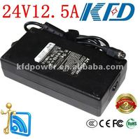 300w 24V 12.5A switching AC/DC adapter for power supply