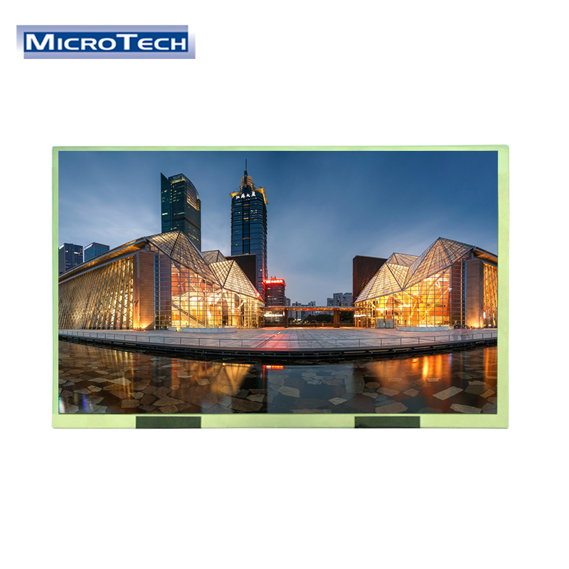 10.1 inch Professional and Colorful Industrial PC Lcd Panel