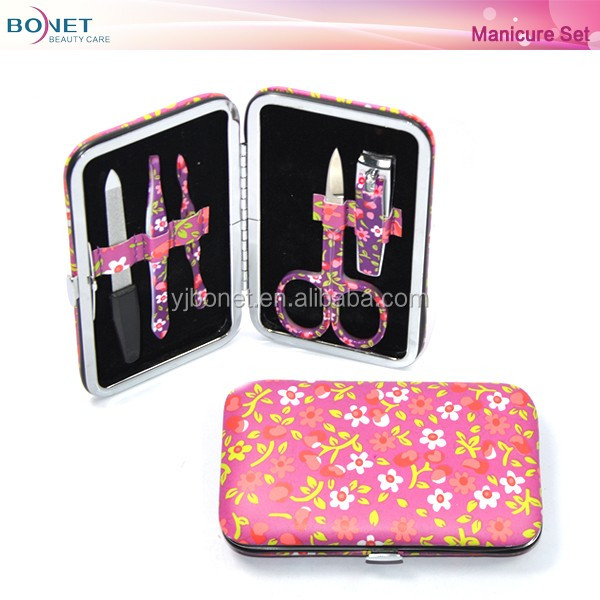 BMS0394 Professional Simple But Delux Manicure Set Tool Kit