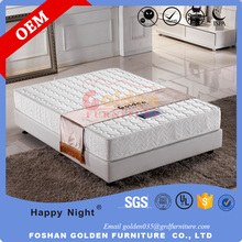 Foshan Manufacturer Good 3 Star Hotel Bed Mattress Cheap Mattress for Sale 3302-2