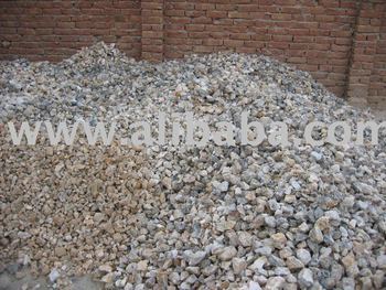 Fluorspar 80-90% size 10-50mm and 0-10mm