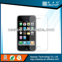 New arrival ultra clear screen guard for iphone 3G with high quality manufactory & exporter