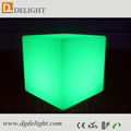 Big Size LED Light Cube Luminous LED Cube Table Waterproof Colorful 60cm LED Cube for Outdoor