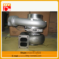 Genuine Mitsubishi 6D31T excavator engine parts 49179-02110 turbocharger China supplier