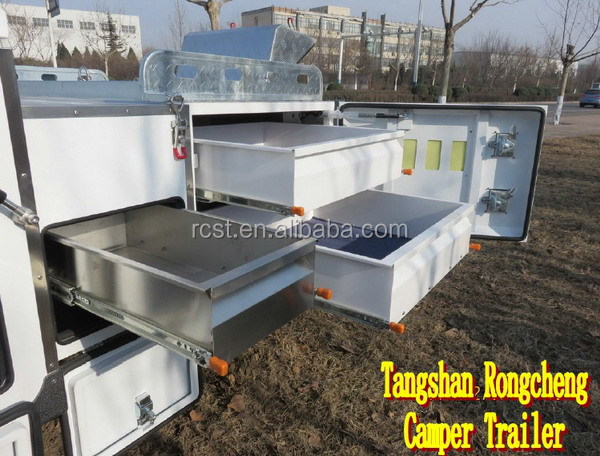 2015 new hard floor forward fold camping trailer RC-CPT-01SG