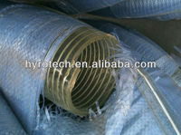 Large diameter PVC suction hose pipe