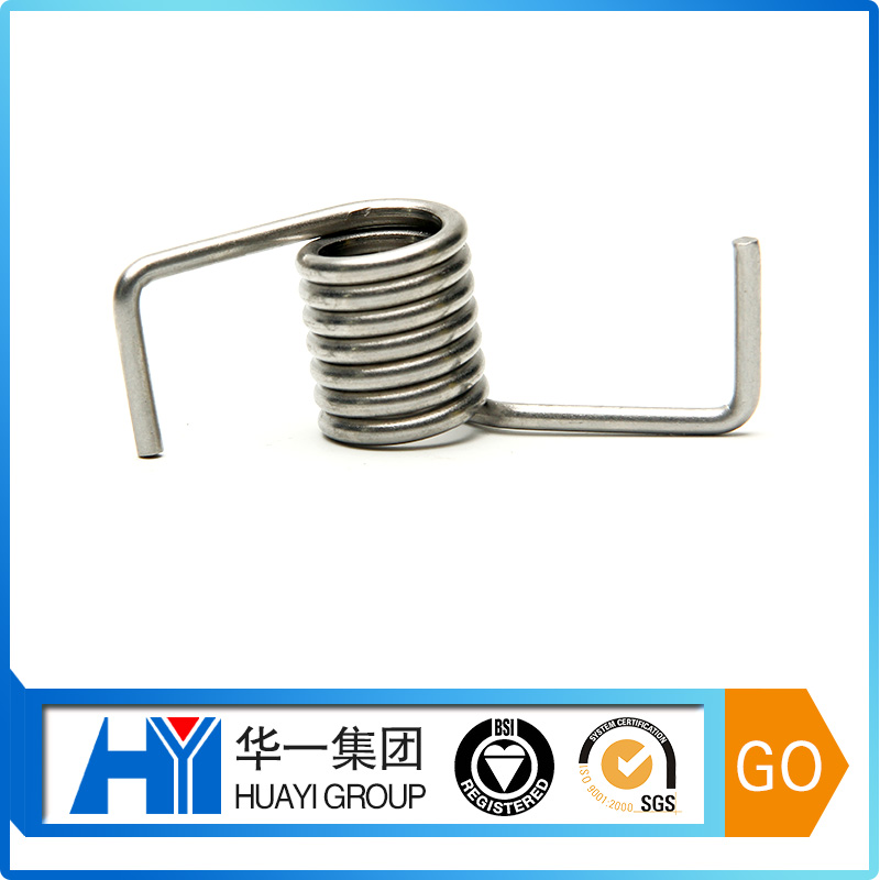 custom cheap price steel door lock / handle torsion spring retaining clip factory