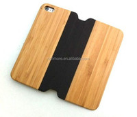 Flip Wooden Wood Hard Back Case Cover for IPhone 6