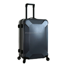 Unique ugly hardside universal wheels travel trolley luggage bag