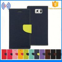 Leather Cell Phone Cover Fancy Case For Huawei Ascend P7