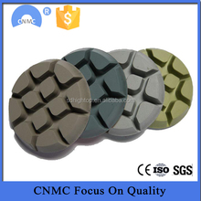 Diamond concrete polishing pad and diamond polishing Pad for concrete, stone, marble, granite