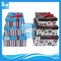 Wholesale Recycled Kraft Engagement Paper Box