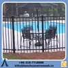 aluminum pool fence / steel pool fence panels with high quality