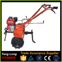 7HP ~ 16HP Mini Gasoline Power Hand Tiller Cultivator Price
